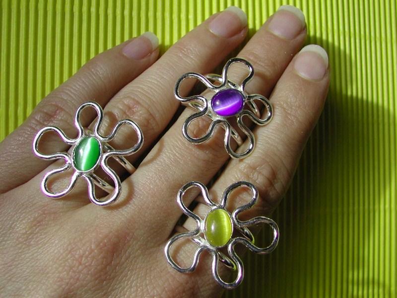 conjunto collor anillo